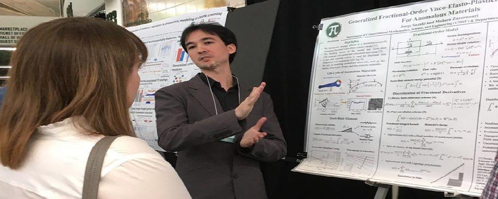 Graduate Research Symposium - Jorge Poster Presentation