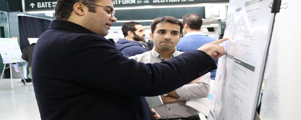 Graduate Research Symposium - Mehdi Poster Presentation